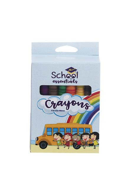 16Crayons