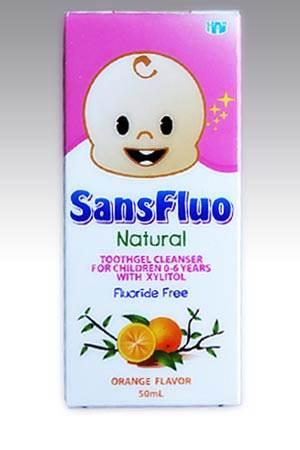 Sansflou-Toothgel
