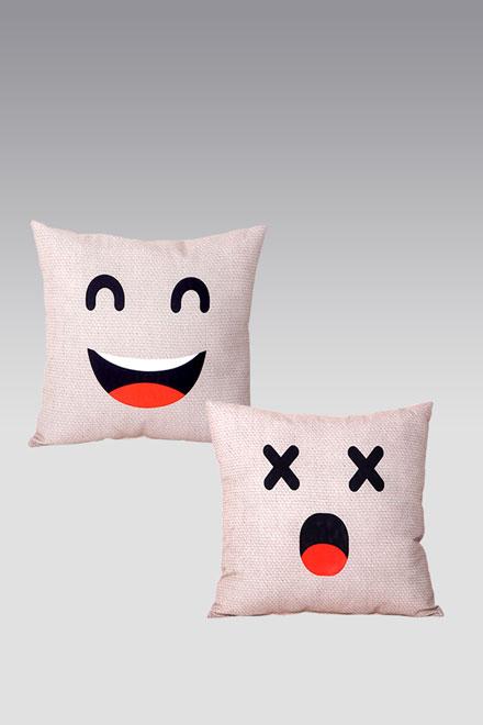 Smiley-Pillow